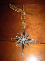 This Beautiful Holy Star would look am amazing on Your Christmas Tree or in the windows of your home.