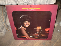 Something Wonderful Happens Vinyl LP Album,Nancy Wilson,1960 Jazz,Near Mint