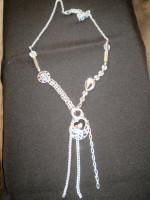 Gorgeous Danish Bohemian style necklace,design no BVO7904