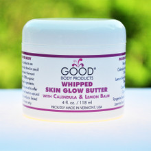 Good Body Products WHIPPED SKIN GLOW BUTTER with Calendula & Lemon Balm
