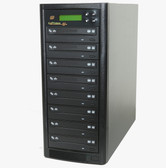 DVD duplicator Sata 1 to 7 24X Dvd-burner Drive CD DVD Duplicator Writer Copier tower by Copystars