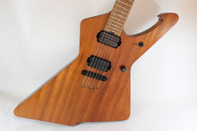 Mahogany and Zebrawood Destroyerman
