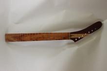 7 string Reversed Headstock Purpleheart AANJ Neck  N136