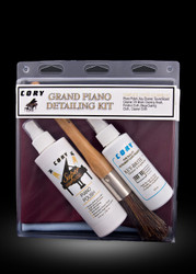 Cory Grand Piano Detailing Kit for Ebony Satin Pianos