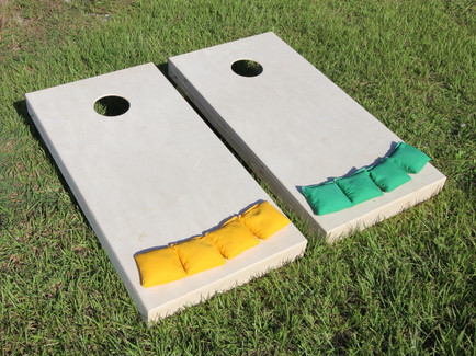 Standard Series Cornhole Boards - Unfinished