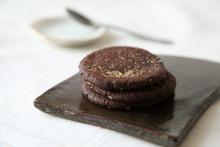 Chocolate Gingersnap Cookies - 15 Cookies Included