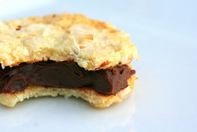 Coconut & Ganache Cookie-Wiches - 6 Included