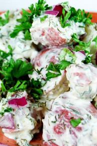 Ina Garten's Potato Salad - (Free Recipe below)