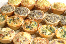 Gourmet Quiche - Mini Assortment
