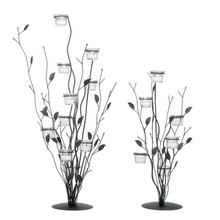 Banyan 6 Cup & 10 Cup Candle Trees