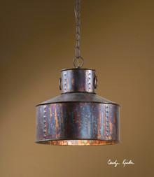 Giavena Oxidized Hanging Pendant Light