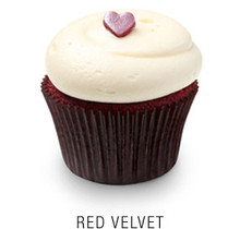 Red Velvet Cupcakes - One Dozen