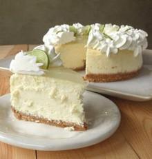 Key Lime Cheesecake w/ recipe