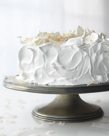 Coconut Cloud Cake - (Free Recipe below)
