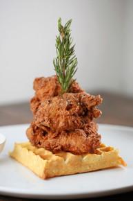Buttermilk Fried Chicken - (Free Recipe below)
