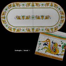 Raffaellesco Dragon Design - many sizes, shapes available
