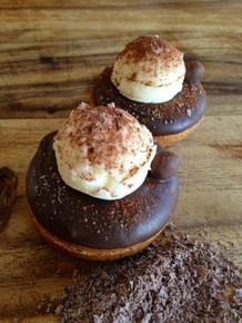 Tiramisu Mini Donuts - One Dozen