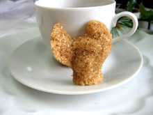 Turkey Shaped Sugar Cubes - Two Dozen