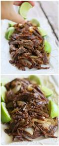 Cuban Shredded Beef - (Free Recipe below)