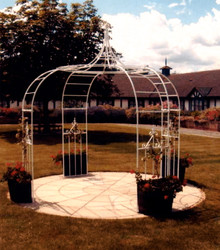Toledo 10' Gazebo - custom sizes, styles available