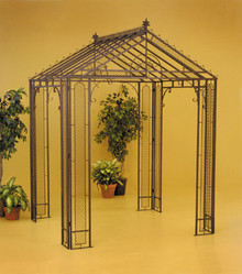 Grande Gazebo - custom sizes, styles available