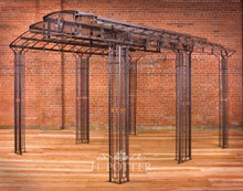 Expanded Grand Gazebo - custom sizes, styles available