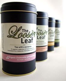 The Loose Leaf Tea Set - 4 Pack