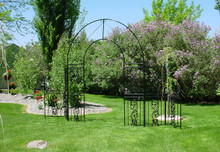 Elegant Arbor / Arch Trellis - custom sizes available