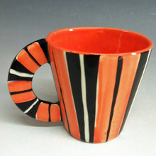 Large Artful Mug - several colors available