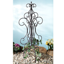 Sonoma Scroll Wrought Iron Tellis