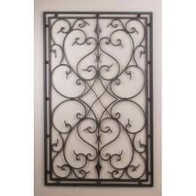 Large Mediterranean Wall Grille