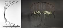 Beyond Glass & Metal Vase Stands