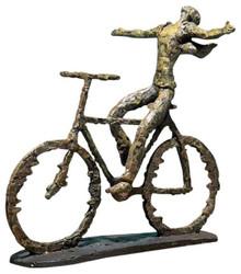Freedom Rider Sculpture