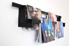 Book Magazine Holder Wall Hanging