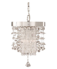 Allure Crystal Light Pendant
