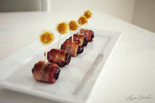 Bacon Wrapped Dates - (Free Recipe below)