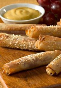 Baked Salami Sticks - (Free Recipe below)