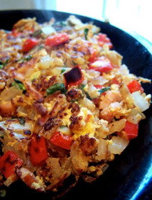 Breakfast Hash - (Free Recipe below)