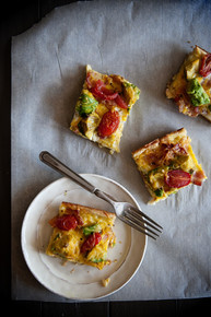 Avocado Breakfast Casserole - (Free Recipe below)