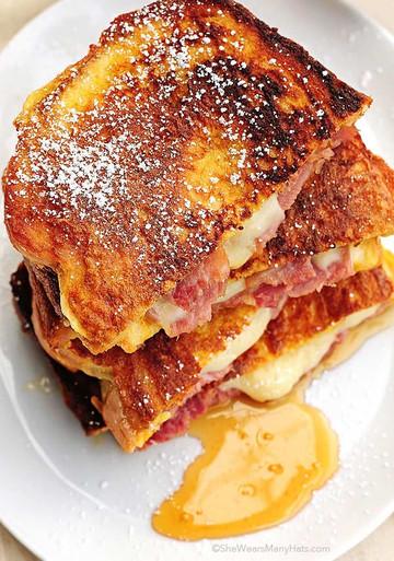 Home Recipes Sandwiches & Wraps MONTE CRISTO SANDWICH - (Free Recipe ...