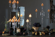 Alexandra Candelabra, multiple sizes available