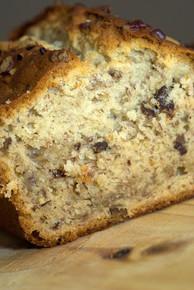 Cream Cheese Banana Nut Bread w/ recipe below