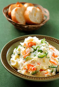 Japanese Potato Salad - (Free Recipe below)