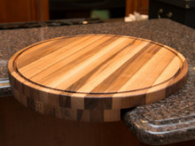 The Wood Corner Cutting Board
