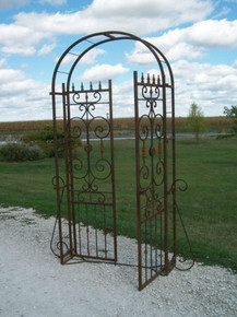 Heavily Arbor Arch Gate  - multiple colors