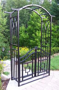 Royal Arbor w Gate