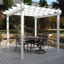 KINGSTON PERGOLA - multiple sizes