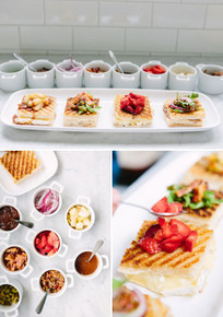 Grilled Cheese Party Idea's