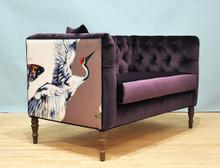 Tufted Velvet Sofa - multiple designs