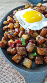 Bangin' Breakfast Potatoes - (Free Recipe below)